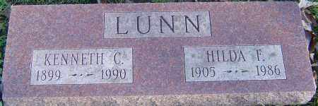 LUNN, KENNETH C - Franklin County, Ohio | KENNETH C LUNN - Ohio Gravestone Photos