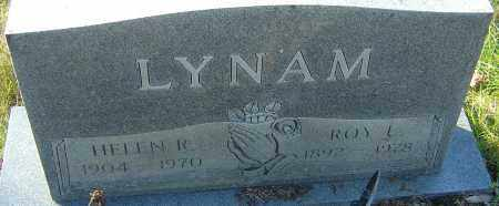 LYNAM, ROY L - Franklin County, Ohio | ROY L LYNAM - Ohio Gravestone Photos