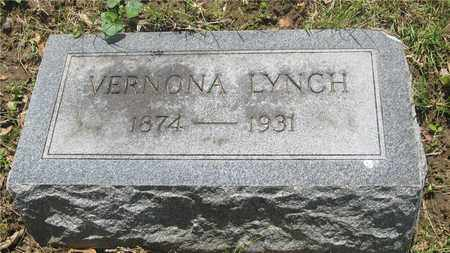 LYNCH, VERNONA - Franklin County, Ohio | VERNONA LYNCH - Ohio Gravestone Photos