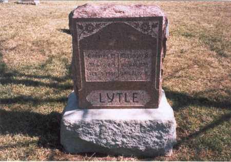 LYTLE, CHARLES W. - Franklin County, Ohio | CHARLES W. LYTLE - Ohio Gravestone Photos