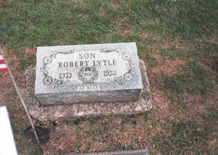 LYTLE, ROBERT - Franklin County, Ohio | ROBERT LYTLE - Ohio Gravestone Photos