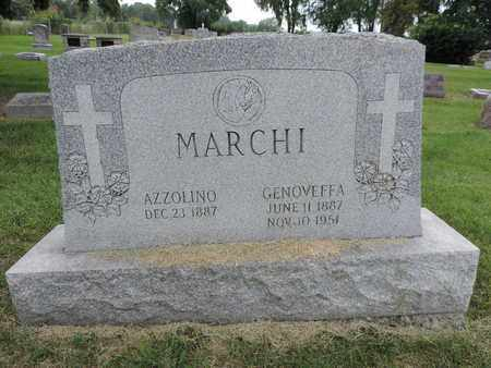 MARCHI, GENOVEFFA - Franklin County, Ohio | GENOVEFFA MARCHI - Ohio Gravestone Photos