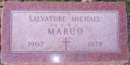 MARCO, SALVATORE - Franklin County, Ohio | SALVATORE MARCO - Ohio Gravestone Photos
