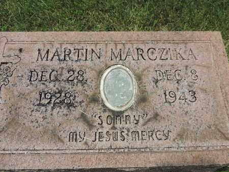 MARCZIKA, MARTIN - Franklin County, Ohio | MARTIN MARCZIKA - Ohio Gravestone Photos