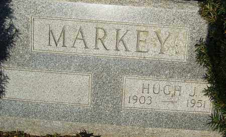 MARKEY, HUGH J - Franklin County, Ohio | HUGH J MARKEY - Ohio Gravestone Photos