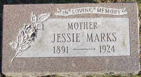 MARKS, JESSIE - Franklin County, Ohio | JESSIE MARKS - Ohio Gravestone Photos