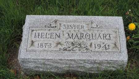 MARQUART, HELEN - Franklin County, Ohio | HELEN MARQUART - Ohio Gravestone Photos