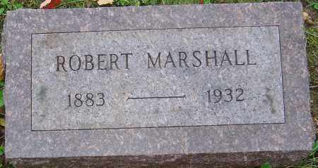 MARSHALL, ROBERT - Franklin County, Ohio | ROBERT MARSHALL - Ohio Gravestone Photos
