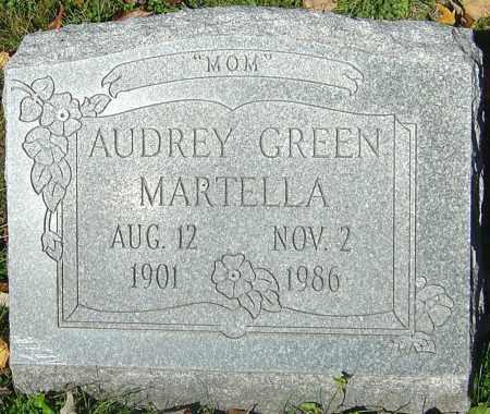 MARTELLA, AUDREY - Franklin County, Ohio | AUDREY MARTELLA - Ohio Gravestone Photos