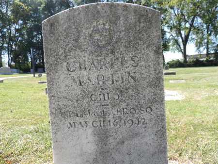 MARTIN, CHARLES - Franklin County, Ohio | CHARLES MARTIN - Ohio Gravestone Photos