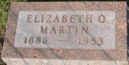 OLSON MARTIN, ELIZABETH - Franklin County, Ohio | ELIZABETH OLSON MARTIN - Ohio Gravestone Photos