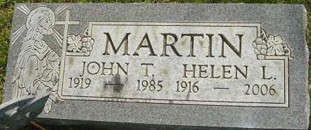 MARTIN, HELEN L - Franklin County, Ohio | HELEN L MARTIN - Ohio Gravestone Photos