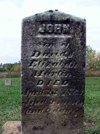 MARTIN, JOHN - Franklin County, Ohio | JOHN MARTIN - Ohio Gravestone Photos