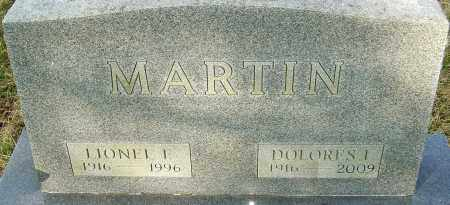 MARTIN, DOLORES I - Franklin County, Ohio | DOLORES I MARTIN - Ohio Gravestone Photos