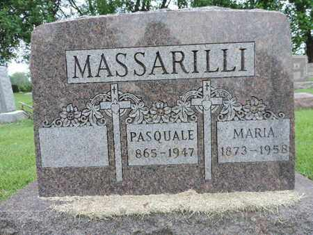 MASSARILLI, PASQUALE - Franklin County, Ohio | PASQUALE MASSARILLI - Ohio Gravestone Photos