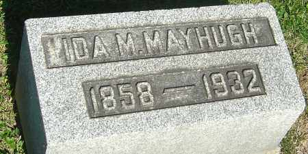 BEAN MAYHUGH, IDA MAY - Franklin County, Ohio | IDA MAY BEAN MAYHUGH - Ohio Gravestone Photos