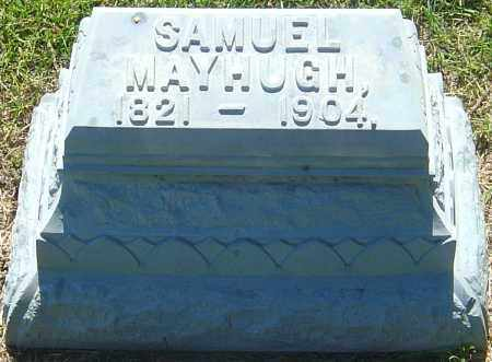 MAYHUGH, SAMUEL - Franklin County, Ohio | SAMUEL MAYHUGH - Ohio Gravestone Photos