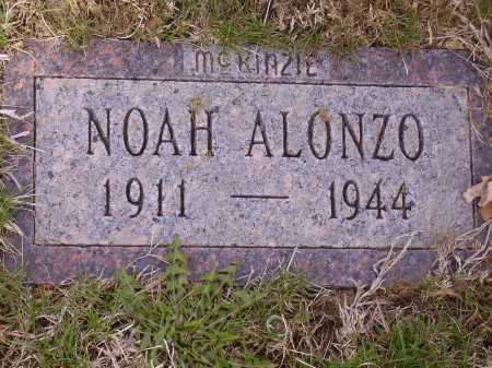 MC KINZIE, NOAH ALONZO - Franklin County, Ohio | NOAH ALONZO MC KINZIE - Ohio Gravestone Photos