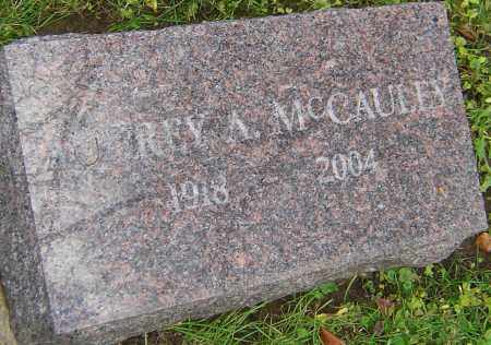 MCCAULEY, AUDREY - Franklin County, Ohio | AUDREY MCCAULEY - Ohio Gravestone Photos