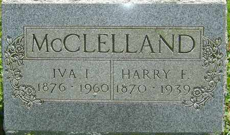 MCCLELLAND, IVA I - Franklin County, Ohio | IVA I MCCLELLAND - Ohio Gravestone Photos