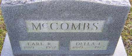 MCCOMBS, EARL - Franklin County, Ohio | EARL MCCOMBS - Ohio Gravestone Photos