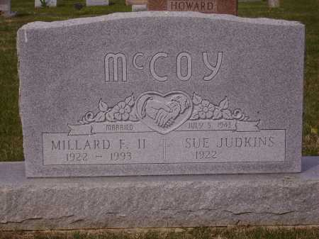 MCCOY, SUE - Franklin County, Ohio | SUE MCCOY - Ohio Gravestone Photos