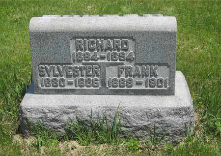 MCCUNE, RICHARD - Franklin County, Ohio | RICHARD MCCUNE - Ohio Gravestone Photos