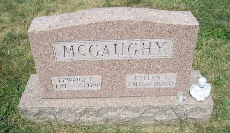 MCGAUGHY, EVELYN CARTER - Franklin County, Ohio | EVELYN CARTER MCGAUGHY - Ohio Gravestone Photos
