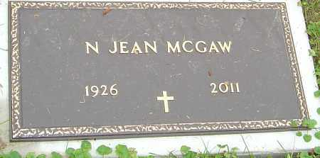 SMITH MCGAW, NORMA JEAN - Franklin County, Ohio | NORMA JEAN SMITH MCGAW - Ohio Gravestone Photos