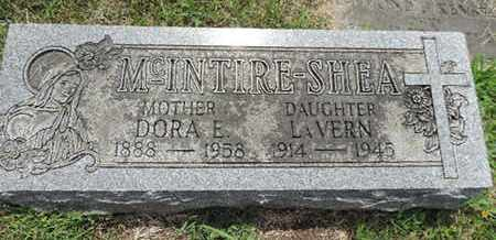 MCINTIRE-SHEA, LAVERN - Franklin County, Ohio | LAVERN MCINTIRE-SHEA - Ohio Gravestone Photos