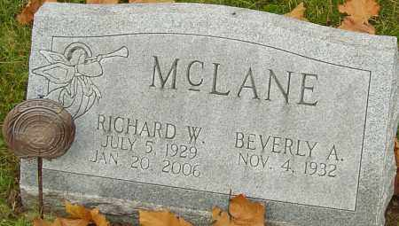 MCLANE, RICHARD - Franklin County, Ohio | RICHARD MCLANE - Ohio Gravestone Photos