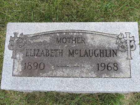 MCLAUGHLIN, ELIZABETH - Franklin County, Ohio | ELIZABETH MCLAUGHLIN - Ohio Gravestone Photos