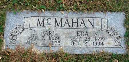 MCMAHAN, J. EARL - Franklin County, Ohio | J. EARL MCMAHAN - Ohio Gravestone Photos