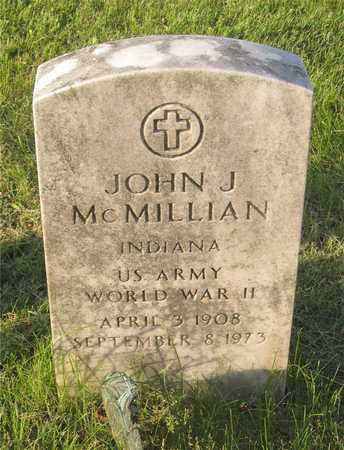MCMILLAN, JOHN J. - Franklin County, Ohio | JOHN J. MCMILLAN - Ohio Gravestone Photos