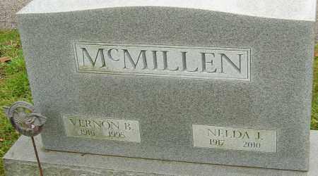 JACKSON MCMILLEN, NELDA - Franklin County, Ohio | NELDA JACKSON MCMILLEN - Ohio Gravestone Photos