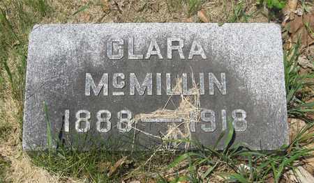 MCMILLIN, CLARA - Franklin County, Ohio | CLARA MCMILLIN - Ohio Gravestone Photos