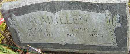 MCMULLEN, HUGH J - Franklin County, Ohio | HUGH J MCMULLEN - Ohio Gravestone Photos