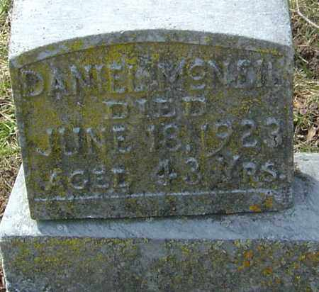 MCNEIL, DANIEL - Franklin County, Ohio | DANIEL MCNEIL - Ohio Gravestone Photos