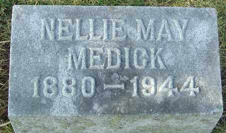 MEDICK, NELLIE MAY - Franklin County, Ohio | NELLIE MAY MEDICK - Ohio Gravestone Photos