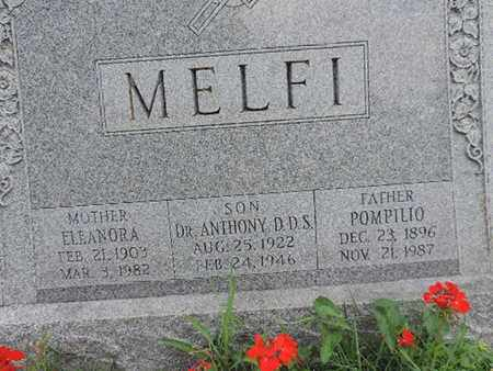 MELFI, ANTHONY - Franklin County, Ohio | ANTHONY MELFI - Ohio Gravestone Photos