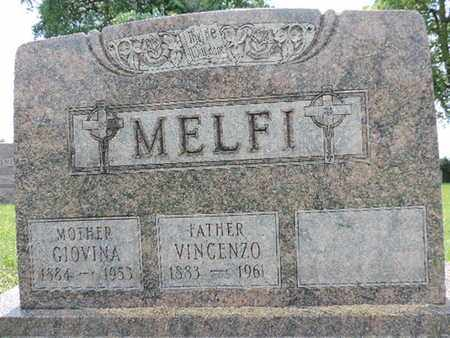 MELFI, GIOVINA - Franklin County, Ohio | GIOVINA MELFI - Ohio Gravestone Photos