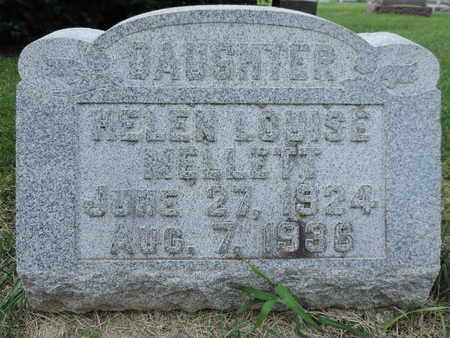 MELLETT, HELEN LOUISE - Franklin County, Ohio | HELEN LOUISE MELLETT - Ohio Gravestone Photos