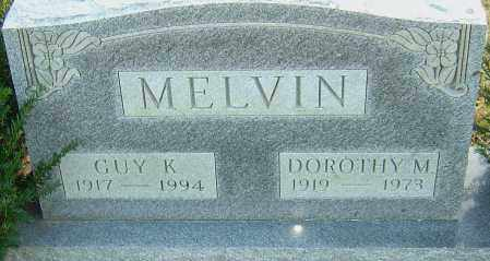 MELVIN, GUY - Franklin County, Ohio | GUY MELVIN - Ohio Gravestone Photos