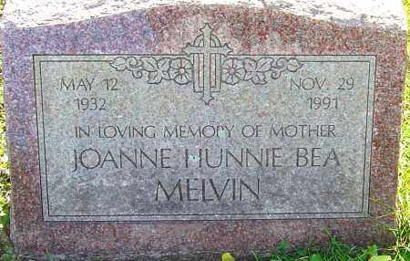 BROOKS MELVIN, JOANNE - Franklin County, Ohio | JOANNE BROOKS MELVIN - Ohio Gravestone Photos
