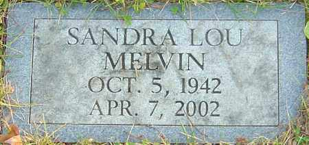 MELVIN, SANDRA LOU - Franklin County, Ohio | SANDRA LOU MELVIN - Ohio Gravestone Photos