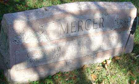MERCER, CLARA MAY - Franklin County, Ohio | CLARA MAY MERCER - Ohio Gravestone Photos