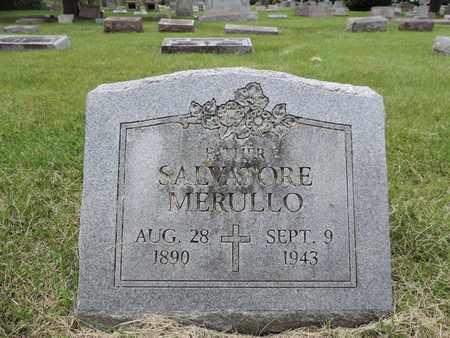 MERULLO, SALVATORE - Franklin County, Ohio | SALVATORE MERULLO - Ohio Gravestone Photos