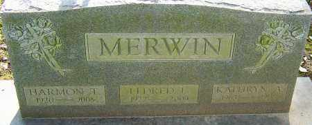 MERWIN, ELDRED - Franklin County, Ohio | ELDRED MERWIN - Ohio Gravestone Photos