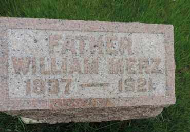 MERZ, WILLIAM - Franklin County, Ohio | WILLIAM MERZ - Ohio Gravestone Photos
