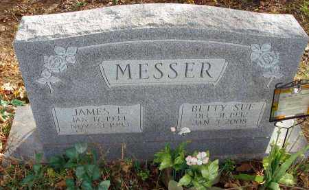 MESSER, JAMES E. - Franklin County, Ohio | JAMES E. MESSER - Ohio Gravestone Photos
